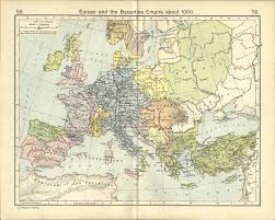 East Europe Map by