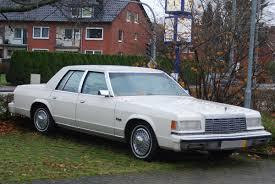 1980s dodge cars dodge st regis