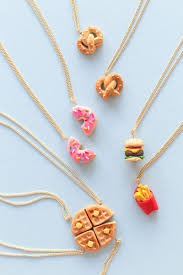 diy necklace charms images Diy food friendship necklaces a giveaway tiny food jpg