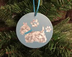 scottie ornament etsy