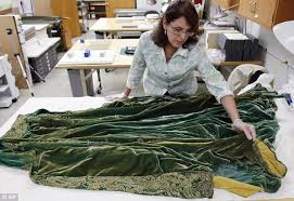 Gone With The Wind Curtain Dress Gone With The Wind 30k Effort To Preserve Fading Costumes