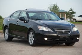 lexus es350 maintenance cost 2007 lexus es 350 sunroof bluetooth heated ventilated seats