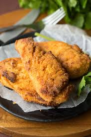 oven fried chicken recipe in modern home interior design ideas p70