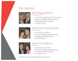 Financial Representative Wfg Opportunity Changing The Face Of Financial Services