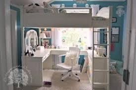 bedroom trendy loft bed with desk for teenagers teen bedrooms
