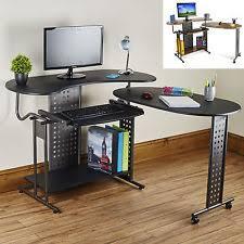 Fold Away Desk by Folding Computer Desk Home Office Furniture Ebay
