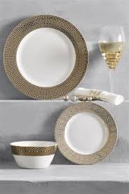 dinnerware dinner sets plates crockery next uk
