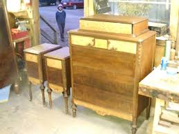 Furniture Application Set John Mark Power Antiques Conservator Bassett Hooker Walnut