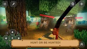 survivalcraft apk pixel survival craft apk free simulation