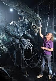 monsters vs aliens halloween xenomorph queen from aliens giant monsters in movies u0026 tv