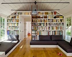 How To Build A Built In Bookcase Into A Wall This Family Of 4 Moved Into A Tiny One Bedroom House Not For The