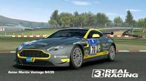 aston martin racing green aston martin vantage n430 real racing 3 wiki fandom powered by