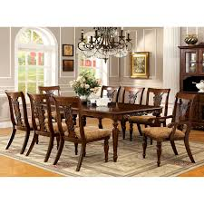 9 Piece Dining Room Set Avalon Furniture Regency Park 9 Piece Dining Table Set Hayneedle