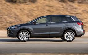 mazda rx suv 2014 mazda cx 9 pricing starts at 30 780