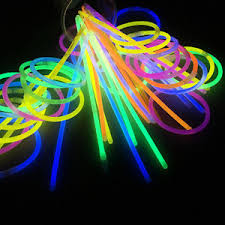 glow sticks 100 pcs 8 glow sticks bracelets necklaces neon mix colors party