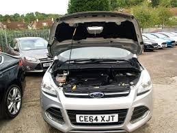 used moondust silver ford kuga for sale gloucestershire