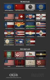 Commonwealth Flags Flags Of Fallout Modders Resource At Fallout 4 Nexus Mods And