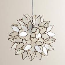 Lotus Chandelier Lotus Chandelier Look 4 Less And Steals And Deals