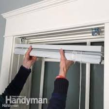How To Install Window Blinds Family Handyman