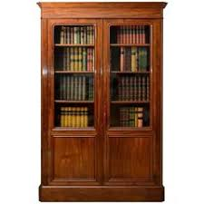 Cherry Wood Bookcases For Sale 19th Century French Cherrywood Bookcase For Sale At 1stdibs