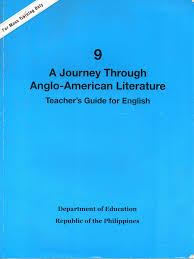 grade 9 a journey through anglo american literature teacher u0027s