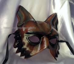 jackal wolf animal mask anubis egypt egyptian dog halloween