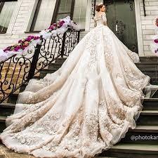 muslim wedding dress luxury cathedral royal muslim wedding dress vintage lace