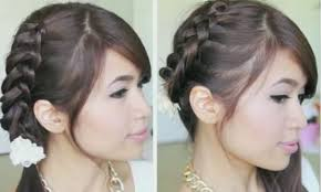 crochet braid ponytail step by step tutorial for crochet braid ponytail hairstyle