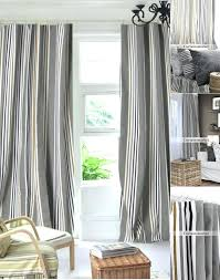 White And Blue Striped Curtains Gray And Brown Curtains Grey And Brown Curtains Interior Grey