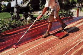 finishes for wood decks professional deck builder finishes and