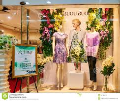 Store Window Design Fashion Boutique Clothes Shop Clothing Store Window Editorial