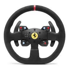 gaming steering wheel thrustmaster 599xx evo 30 wheel add on alcantara edition jb hi fi