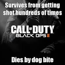 Call Of Duty Memes - call of duty logic meme by aaron0535 memedroid
