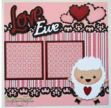 valentines1000 photo album 149 best scrapbook layouts images on