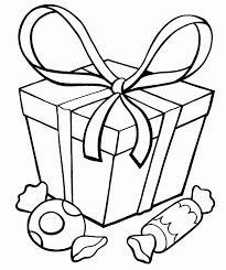 christmas coloring pageschristmas presents coloring pages fav