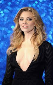 natalie dormer long wavy cut newest looks stylebistro