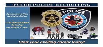 tyler police department u003e home