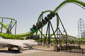 Kingda Kong Six Flags Green Lantern Six Flags Great Adventure