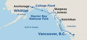 Alaska travel agent training images Voyage of the glaciers a first time alaska cruise the traveling jpg