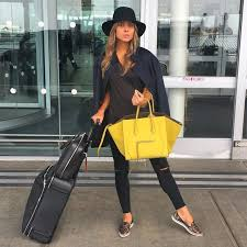 traveling outfits images Real girl travel outfit ideas popsugar fashion j