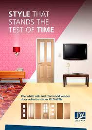 Jeld Wen Room Divider Jeld Wen Uk White Oak And Veneer Door Brochure Jeld Wen Pdf