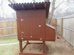chicken coop plans easy to clean 12 easy to clean backyard chicken