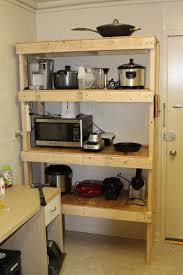 Free Standing Shed Shelves by Cheap Storage Shelves 9 Steps With Pictures