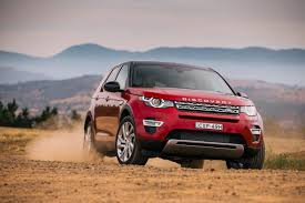 land rover discovery sport red 2015 land rover discovery sport sd4 hse review practical motoring