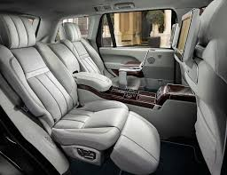 land rover interior 2016 range rover svautobiography is the most luxurious range rover