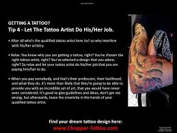 tattoo artists designs