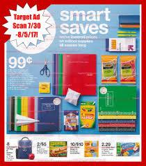oferta de target black friday e ad scan for 7 30 to 8 5 17