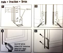 How To Install Cabinet Doors by Cabinet Knob U0026 Pull Installation Tool L An0191c G Q1