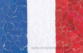 Image French Flag French Flag Mosaic Fun Family Crafts