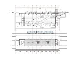 Train Floor Plan by Frederiksberg Station Interior Universal Design Case Studies